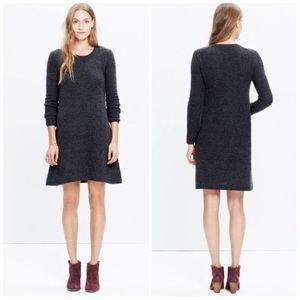 Madewell Walkaway Sweater Dress